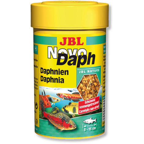 JBL fish food Natural Daphnia tropical aquarium small fish feed