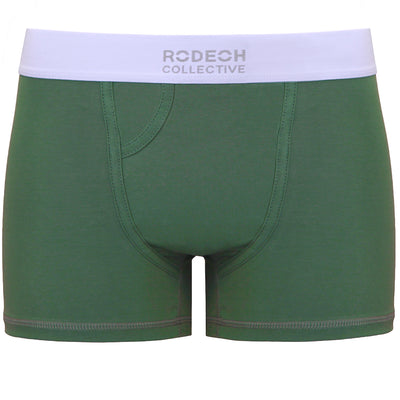 Sage Green Classic Boxer (Packer Friendly)