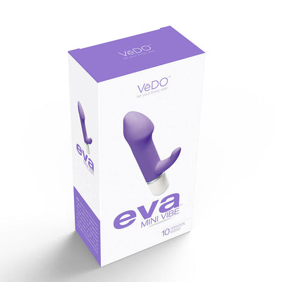 Eva Mini Rabbit Vibrator - Lavender