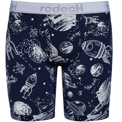"Shift Space 9"" Boxer Underwear - Glow in the Dark"