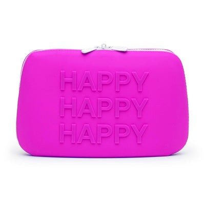 Happy Silicone Storage Case - Large