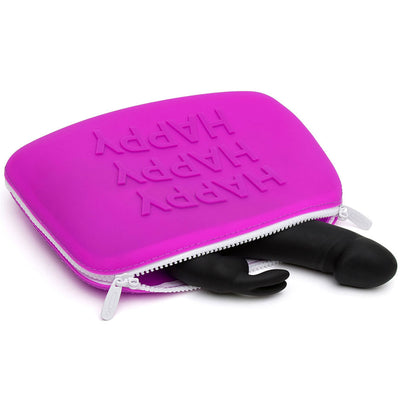 Happy Silicone Storage Case - Large - Magenta