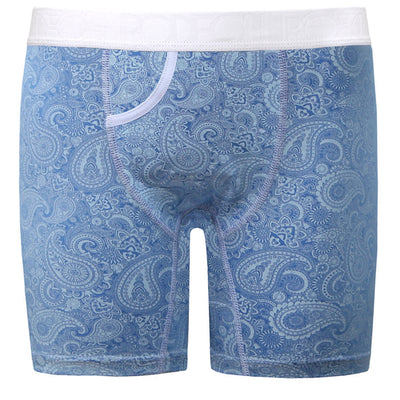 FTM-Trans-Blue-Paisley-Boxer-Extended-Leg-Packing-Underwear-RodeoH