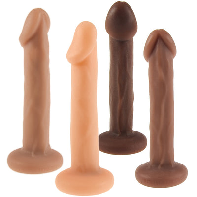 "8"" Mason - Posable Dildo"