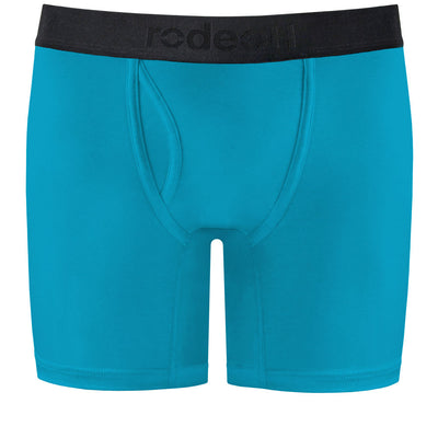 Shift Modal Boxer Underwear - Teal
