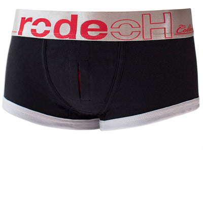 PKG Black & Red Hot Short