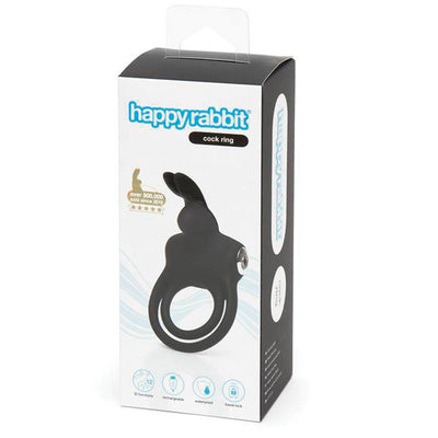 Happy Rabbit Stimulating C-Ring - Rechargeable