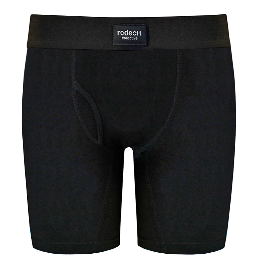Ftm Trans Black Boxer Stp  Packing Underwear