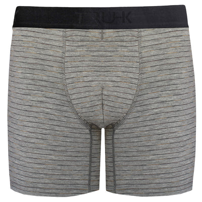 3-Pack - TRUHK - Light Gray Boxer STP/Packing Underwear