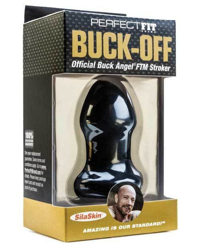 Perfect Fit Buck OFF Buck Angel FTM Stroker