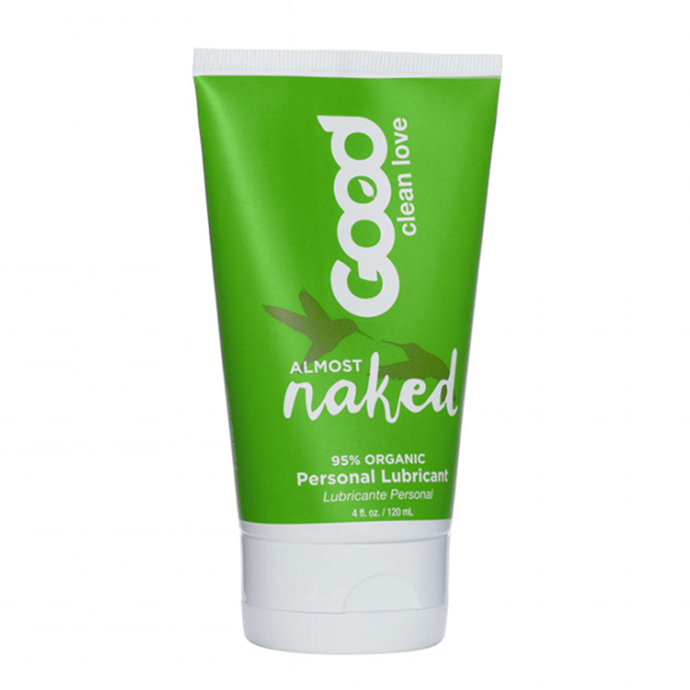Good Clean Love - Almost Naked Lubricant - 4 oz