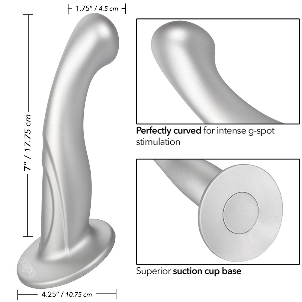 Her Royal Harness Sensual Silicone Probe