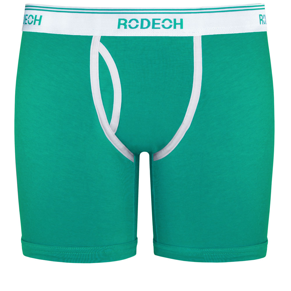 "Shift Green 6"" Boxer Packer Underwear"
