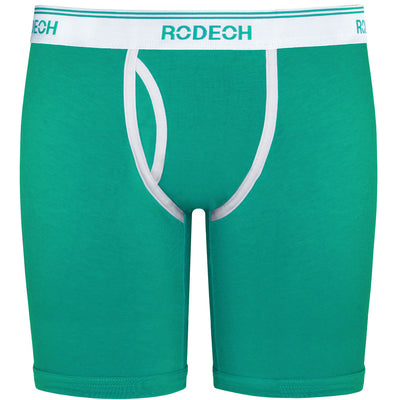 "Shift Green 9"" Boxer Underwear"
