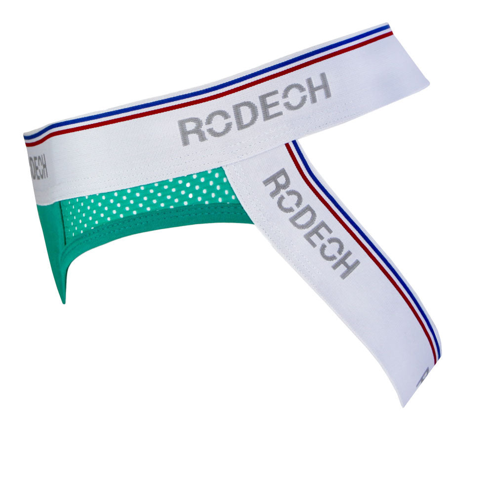 Shift Jock Underwear - Retro Green