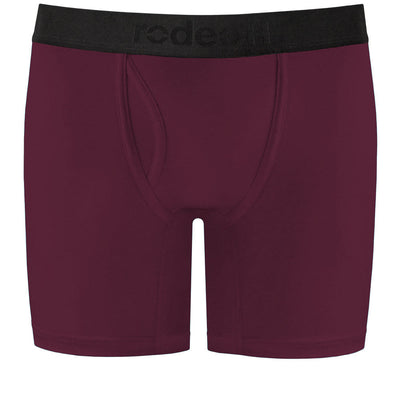 Top Loading Boxer Packing Underwear - Claret