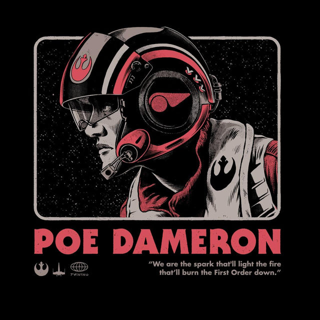 Andrew Fairclough – Poe Dameron