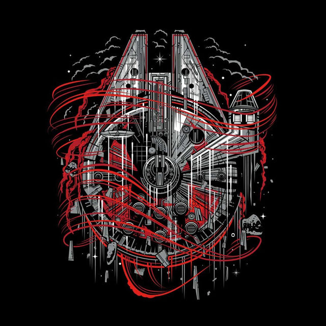Travis Price - Millennium Falcon