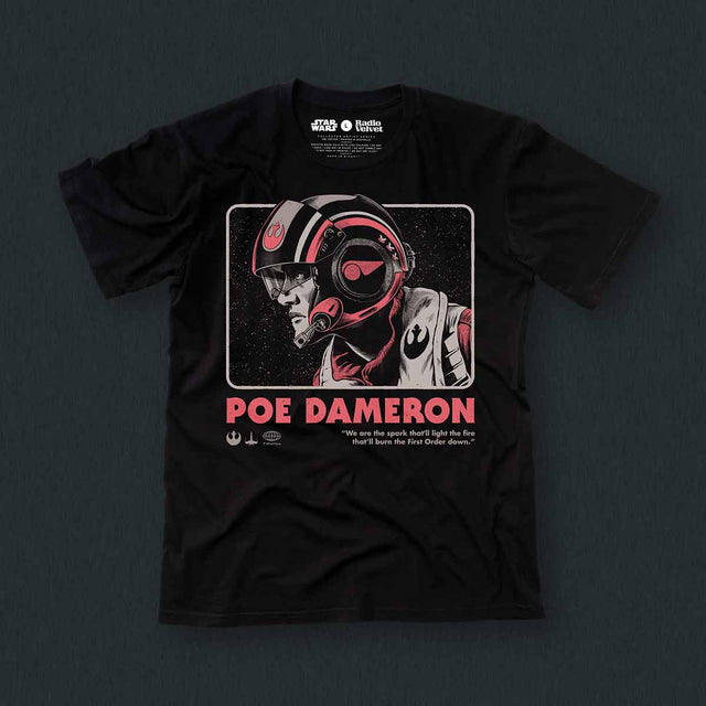 Andrew Fairclough – Poe Youth T-Shirt