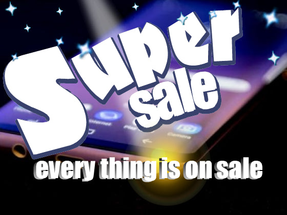 electronics and gadgets store super sale every thing is on sale