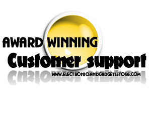 electronics and gadgets stores Award winning customer support