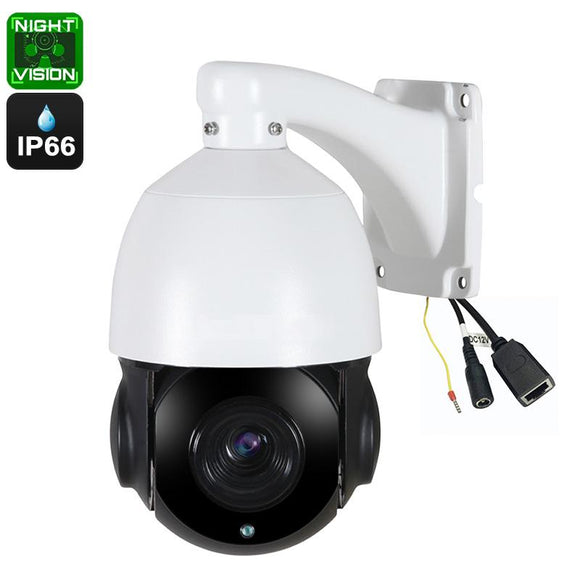 PTZ Dome Camera - Mr Jack Of All Trades