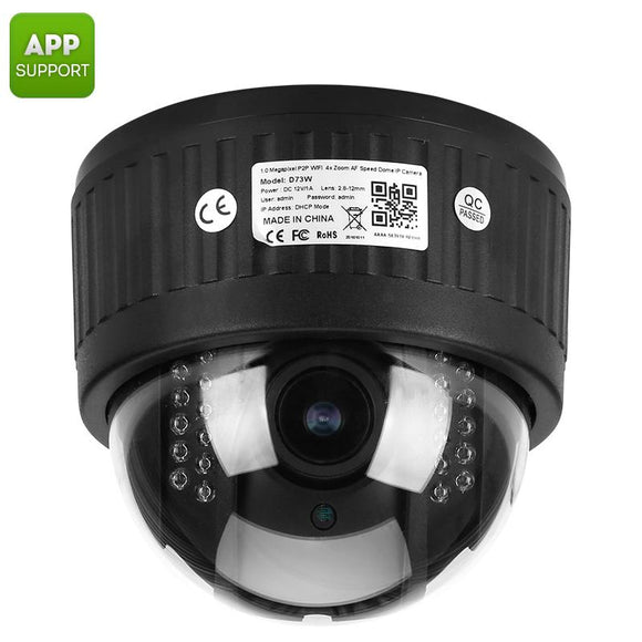 PTZ Security Camera - Mr Jack Of All Trades
