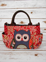 BR-004 PRETTY OWL HANDBAG / CROSSBODY BAG