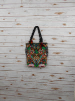 BP-002 HMONG DRAW STRING TOTE SHOULDER BAG