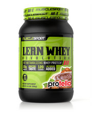 Image of MuscleSport Lean Whey 2lb