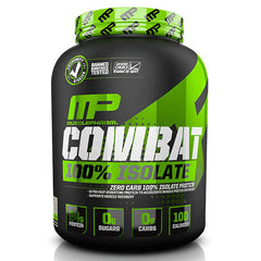 Image of MusclePharm Combat 100% Isolate Protein Powder (2.27kg)