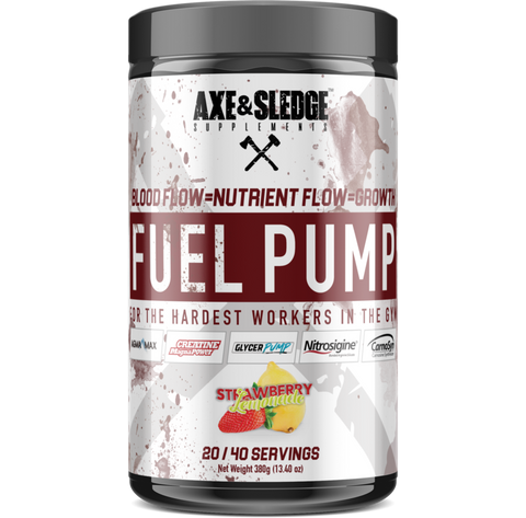 Axe & Sledge Fuel Pump
