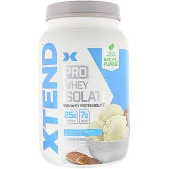 XTEND PRO 100% Whey Protein Isolate 1.8lb + 5lb