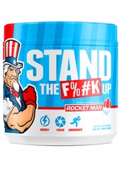 Stand the F#%k UP - Pre Workout