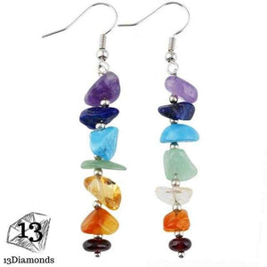Chakra Earrings Style 3 Earrings