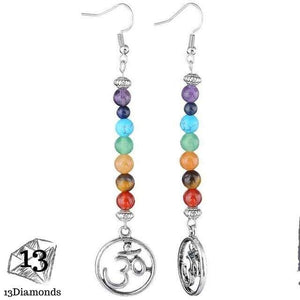 Chakra Earrings Style 5 Earrings