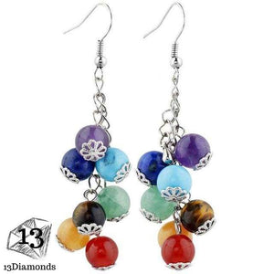 Chakra Earrings Style 7 Earrings