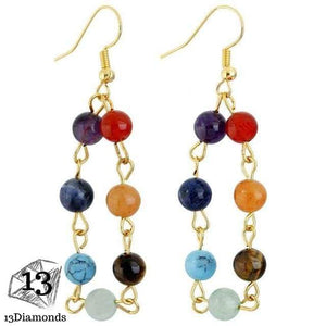 Chakra Earrings Style 9 Earrings