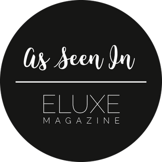 As seen in Eluxe Magazine