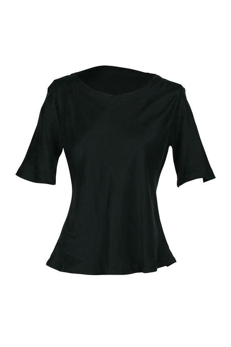 Ahimsa Top - Black