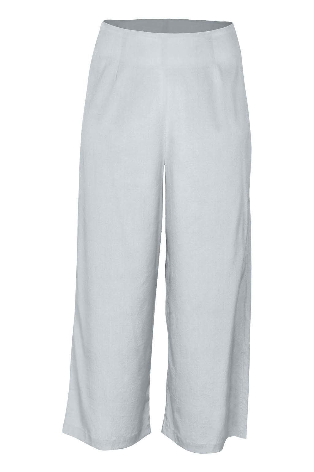 Float Culottes ghost mannequin front