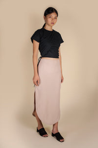 Humble Skirt - Black/Nude/Navy