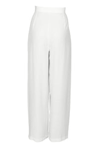Light Trouser ghost mannequin back