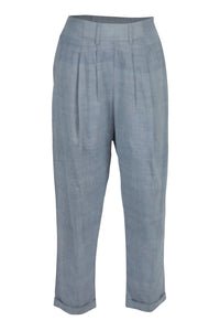 Nirvana Trouser - Denim Blue