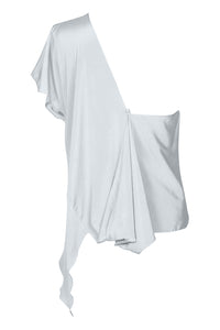 Whisper Top ghost mannequin back