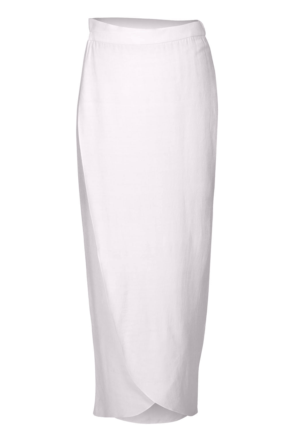 Yin Skirt ghost mannequin front