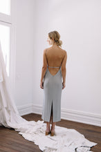 Zephyr Dress model back