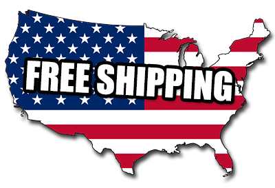 FREE SHIPPING UNTIL DECEMBER 31ST - ALL ORDERS $25 AND UP