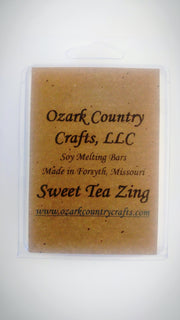 Sweet Tea Zing 6-Piece Melting Tart