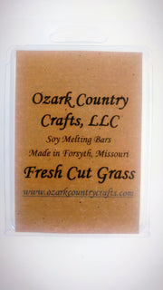 Fresh Cut Grass 6-Piece Melting Tart
